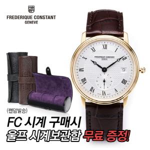 [프레드릭콘스탄트시계] FC-245M4S5 클래식 37mm [한국본사정품]