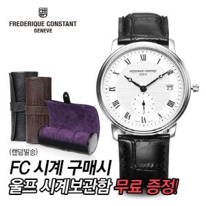 [프레드릭콘스탄트시계] FC-245M4S6 클래식 37mm [한국본사정품]