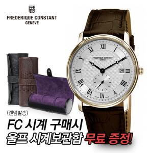 [프레드릭콘스탄트시계] FC-245M5S5 SLIM LINE 39mm [한국본사정품]