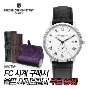 [프레드릭콘스탄트시계] FC-245M5S6 SLIM LINE 39mm [한국본사정품]