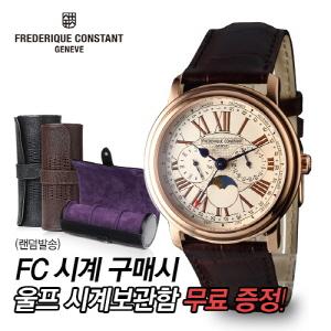 [프레드릭콘스탄트시계] FC-270EM4P4 CLASSICS 40mm [한국본사정품]