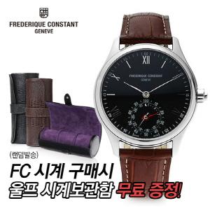 [프레드릭콘스탄트시계] FC-303BN5B6B 인덱스 오토매틱 40mm [한국본사정품]
