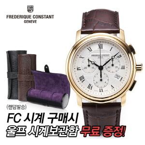 [프레드릭콘스탄트시계] FC-292MC4P5 클래식 크로노그래프 39mm [한국본사정품]