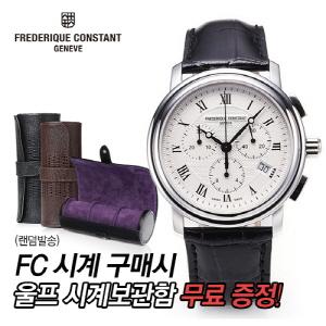 [프레드릭콘스탄트시계] FC-292MC4P6 클래식 크로노그래프 39mm [한국본사정품]