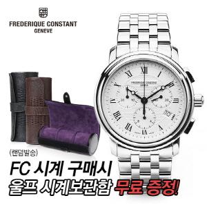 [프레드릭콘스탄트시계] FC-292MC4P6B2 CLASSICS CHRONOGRAPH 40mm [한국본사정품]