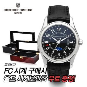 [프레드릭콘스탄트시계] FC-330B6B6 문페이즈 오토매틱 43mm [한국본사정품]