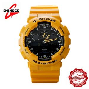 [지샥시계 G-SHOCK] GA-100A-9ADR / GA-100A-9A 빅페이스 범블비 Big Face Bumblebee