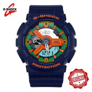 [지샥시계 G-SHOCK] GA-110FC-2A 빅페이스 FC보라 Big Face