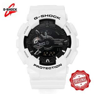 [지샥시계 G-SHOCK] GA-110GW-7A 게리쉬 흑백