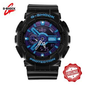 [지샥시계 G-SHOCK] GA-110HC-1A 빅페이스 하이퍼컬러 블루 Big Face