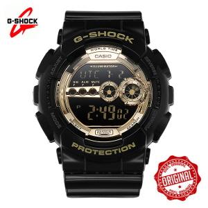[지샥시계 G-SHOCK] GD-100GB-1 빅페이스 흑금 Big Face