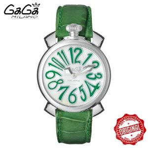 [가가밀라노시계 GAGAMILANO] 5020.12S 쿼츠 40mm 마누아레 스텐레스 시계