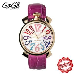 [가가밀라노시계 GAGAMILANO] 5021.01S 쿼츠 40mm 마누아레 레이디스 시계