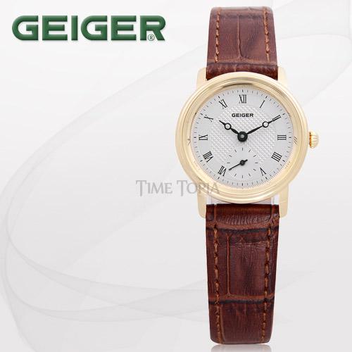 [가이거시계 GEIGER] GE1137L-BR 커플시계 한정수량 한정판매 딱 5개!!!