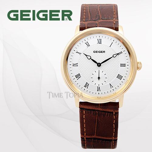 [가이거시계 GEIGER] GE1137M-BR 커플시계 한정수량 한정판매 딱 5개!!!