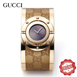 [구찌시계 GUCCI] YA112434 Twirl 23.5mm Bangle Watch [여성용]