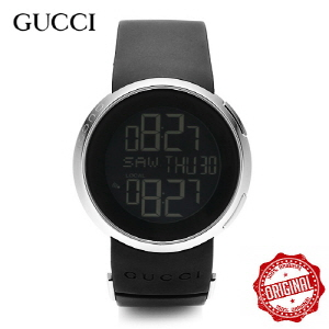 [구찌시계 GUCCI] YA114401 Digtal Black 39mm