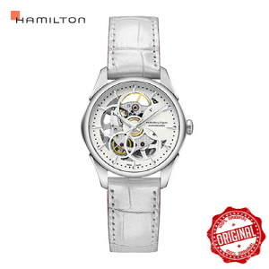 ★끝장할인★[해밀턴시계 HAMILTON] H32405811 JAZZMASTER  VIEWMATIC SKELETON 여성용 36mm