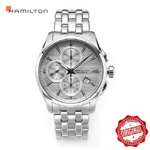 [해밀턴시계 HAMILTON] H32596151 재즈마스터 신형 흰판 42mm