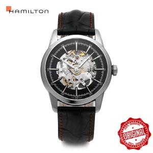 [해밀턴시계 HAMILTON] H40655731 레일로드 스켈레톤(RAILROAD SKELETON) 42mm