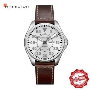 [해밀턴시계 HAMILTON] H64611555 카키 파일럿 42mm