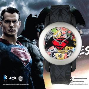 [모먼트워치시계 MOMENTS] MW0504 배트맨 히어로 컬렉션 36mm