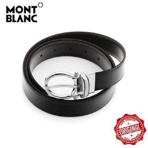 [몽블랑 MONTBLANC] 105123 / BLACK&BROWN 클래식 양면벨트