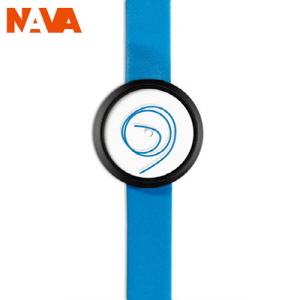 [나바디자인 NAVA DESIGN] O407-BLUE Unica 우니카 (36mm)