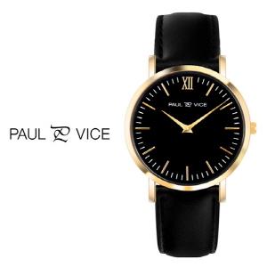 [PAUL VICE 폴바이스] PV01102 /ROSENBORG Classic Black 로젠보르 레이디 블랙