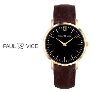 [PAUL VICE 폴바이스] PV02102 /COPENHAGEN Classic Black 코펜하겐 레이디 블랙