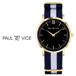 [PAUL VICE 폴바이스] PV05102 AALBORG Classic Black 울보르 레이디 블랙
