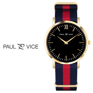 [PAUL VICE 폴바이스] PV09102 RANDERS Classic Black 란데르스 레이디 블랙