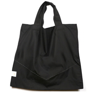 [플레이플러스 PLAYPLUS] FOXY_Daily Echo Bag black