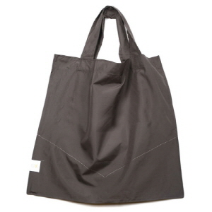 [플레이플러스 PLAYPLUS] FOXY_Daily Echo Bag dark gray