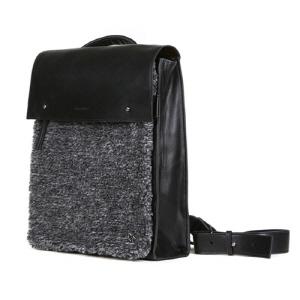 [플레이플러스 PLAYPLUS] POSTBAG-Wool 백팩