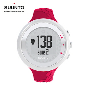 [순토시계 SUUNTO] SS015855000 M2-Fuchsia(여성용) 심박측정시계