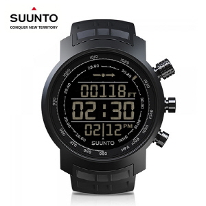 [순토시계 SUUNTO] SS016979000 ELEMENTUM TERRA ALL BLACK 44.7mm