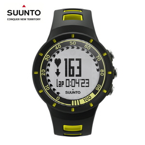 [순토시계 SUUNTO] SS019155000 QUEST YELLOW RUNNING PACK