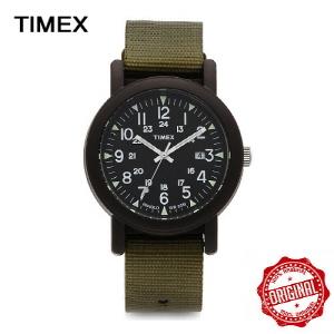 [타이맥스시계 TIMEX] T2N363 / 40mm 인디글로라이트 나토밴드
