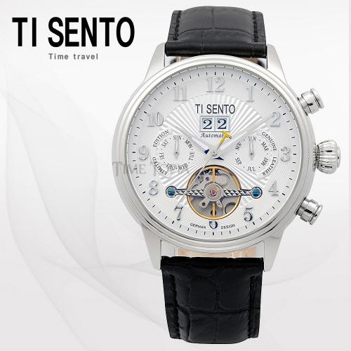 [티센토 TISENTO] TS50071WTBK 리미티드 애디션