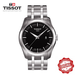 [티쏘시계 TISSOT] T035.410.11.051.00 (T0354101105100) 꾸뜨리에 Decorating the drop 39mm