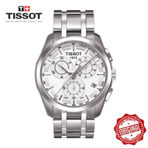 [티쏘시계 TISSOT]  T035.617.11.031.00 (T0356171103100) 꾸뜨리에 Decorating the drop 41mm