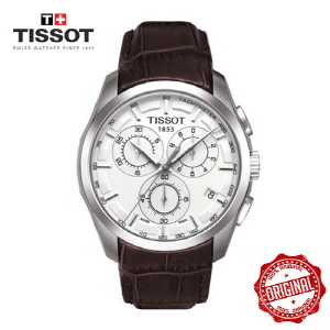 [티쏘시계 TISSOT]  T035.617.16.031.00 (T0356171603100) 꾸뜨리에 Decorating the drop 41mm