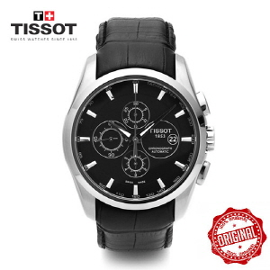 [티쏘시계 TISSOT] T035.627.16.051.00 (T0356271605100) 꾸뜨리에 Decorating the drop 43mm