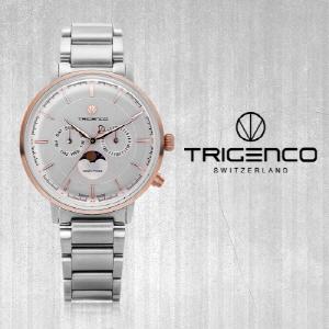 [트리젠코시계 TRIGENCO] TG-1000-WRG Zivil(지빌) /SWITZERLAND