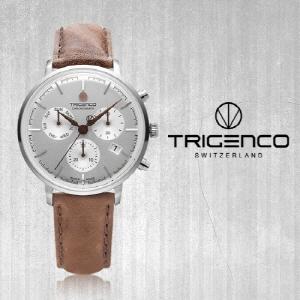 [트리젠코시계 TRIGENCO] TG-3000L-WHR/CM Zeitmesser(자이트메써) /SWITZERLAND