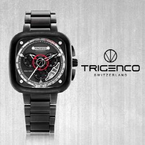 [트리젠코시계 TRIGENCO] TG-5000-BK Forsch(포르쉬) /SWITZERLAND