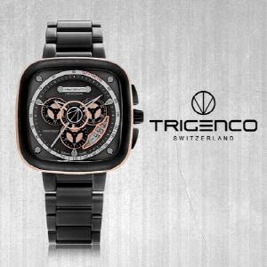 [트리젠코시계 TRIGENCO] TG-5000-RBK Forsch(포르쉬) /SWITZERLAND