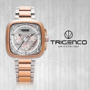 [트리젠코시계 TRIGENCO] TG-5000-WRG Forsch(포르쉬) /SWITZERLAND
