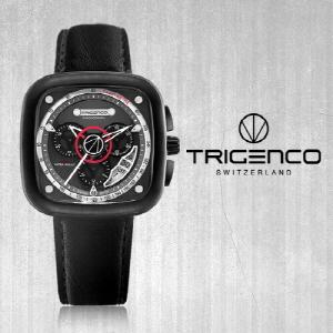 [트리젠코시계 TRIGENCO] TG-5000L-BK/BK Forsch(포르쉬) /SWITZERLAND